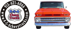 1960 to 1966 Chevy/GMC Trucks,