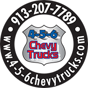 4-5-6 Chevy Trucks logo